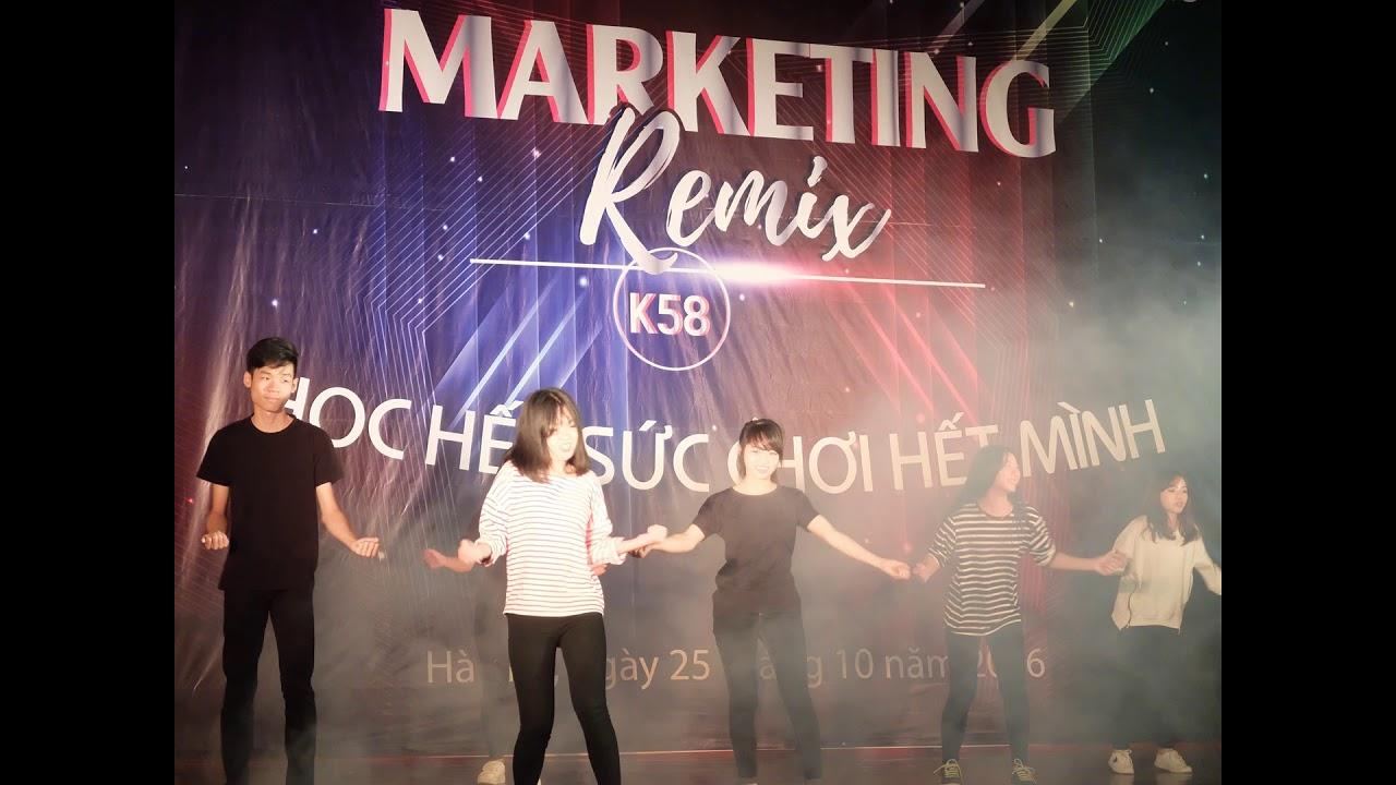 Hành trình Marketing Land đã đến với K60