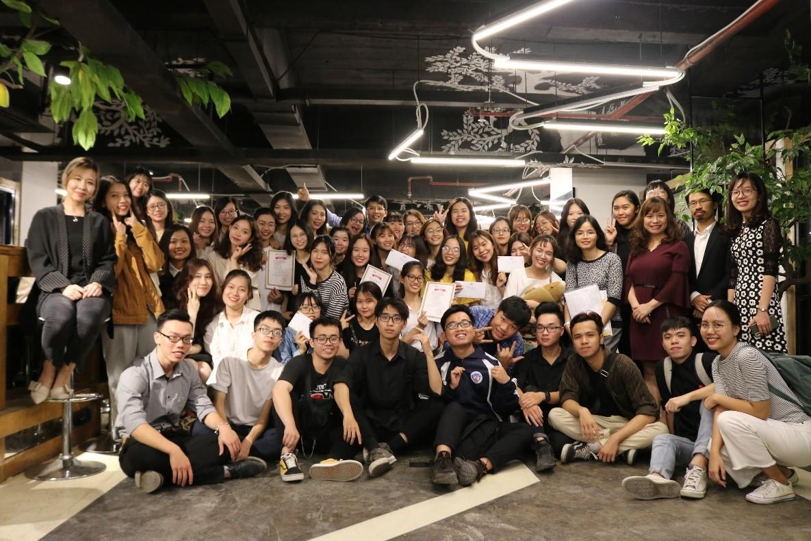 Chuyến đi thực tế doanh nghiệp môn PR của lớp POHE Truyền thông Marketing 59