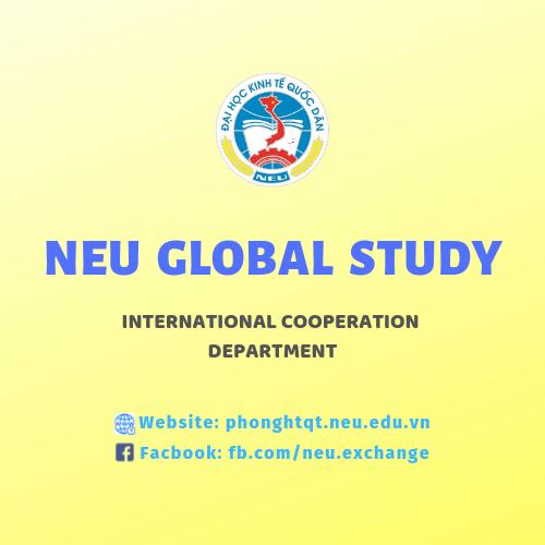 Đăng ký tham gia Khoá học hè trao đổi quốc tế về Global Marketing